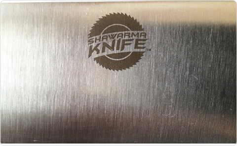 Shawarma Knife- 19 Inches Stainless Steel
